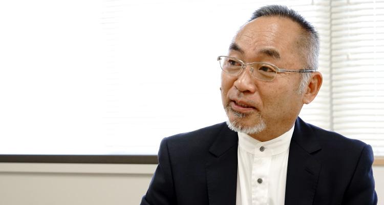 代表取締役 安部 隆三