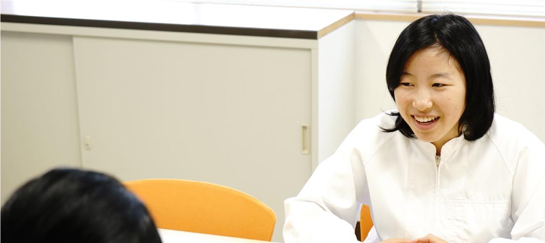 松田さんインタビュー風景