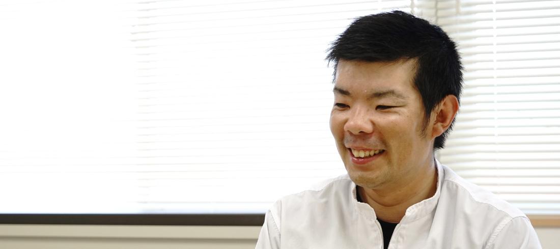 髙橋さんインタビュー風景