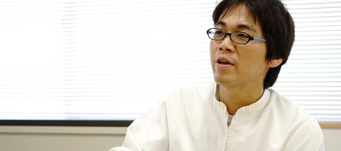 西川さんインタビュー風景