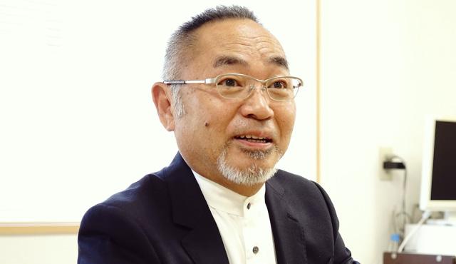 代表取締役社長 安部 隆三