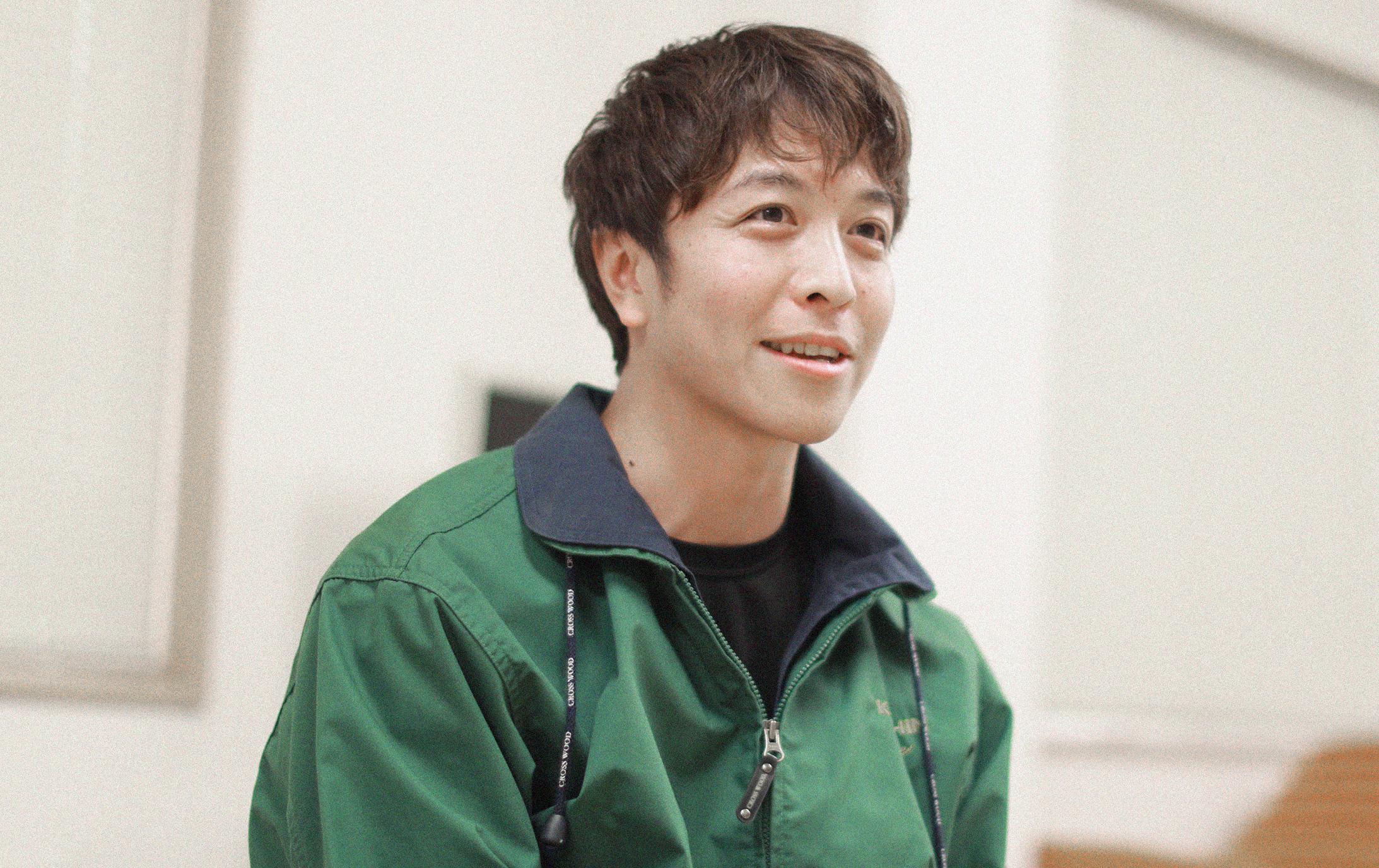 石沢さんの写真