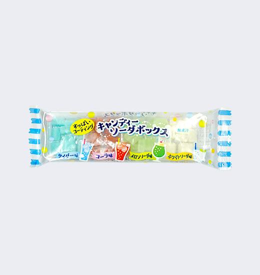キャンディーソーダボックス