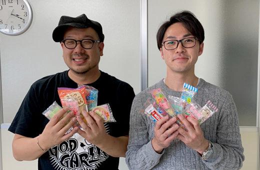 左:株式会社ノダキ野田社長、右:弊社専務